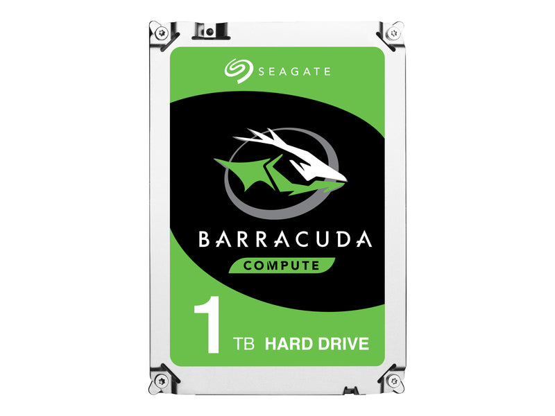 "Seagate Guardian BarraCuda ST1000LM048 - Disco duro - 1 TB - interno - 2.5"" - SATA 6Gb/s - 5400 rpm - búfer: 128 MB"