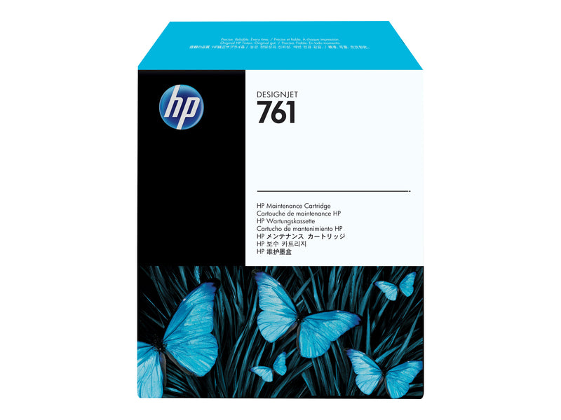 HP 761 - Original - DesignJet - cartucho de mantenimiento - para DesignJet T7100, T7200 Production Printer