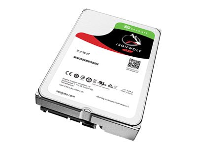 "Seagate IronWolf ST2000VN004 - Disco duro - 2 TB - interno - 3.5"" - SATA 6Gb/s - 5900 rpm - búfer: 64 MB"