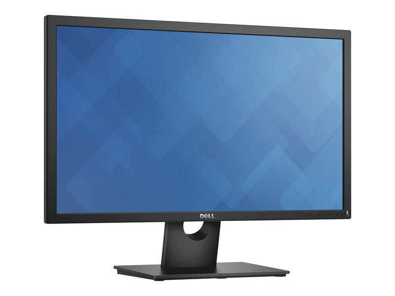 "Dell E2417H - Monitor LED - 24"" (23.8"" visible) - 1920 x 1080 Full HD (1080p) - IPS - 250 cd/m² - 1000:1 - 8 ms - VGA, DisplayPort - negro - con 3 a–os de servicio de intercambio avanzado - para Latitude 7400 2-in-1"