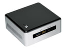 Intel Next Unit of Computing Kit NUC5i3RYH - Limitado - miniordenador - 1 x Core i3 5005U / 2 GHz - HD Graphics 5500 - GigE - WLAN: Bluetooth 4.0, 802.11b/g/n/ac