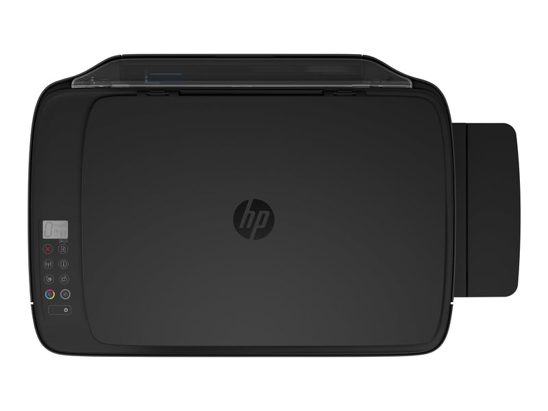 HP Deskjet GT 5820 All-in-One - Impresora multifunci—n - color - chorro de tinta - Refillable - 216 x 297 mm (original) - A4/Legal (material) - hasta 7 ppm (copiando) - hasta 8 ppm (impresi—n) - 60 hojas - USB 2.0