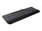 Microsoft Wired Keyboard 600 - Teclado - USB - negro