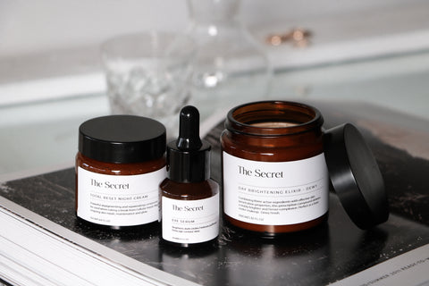 The Secret Skincare Range