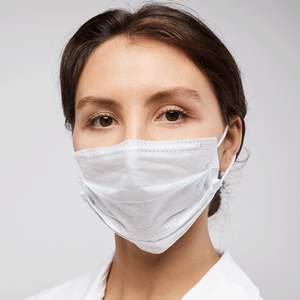 Sterile Surgical Masks - Type IIR Certified (Box of 25). - MTKLIFE