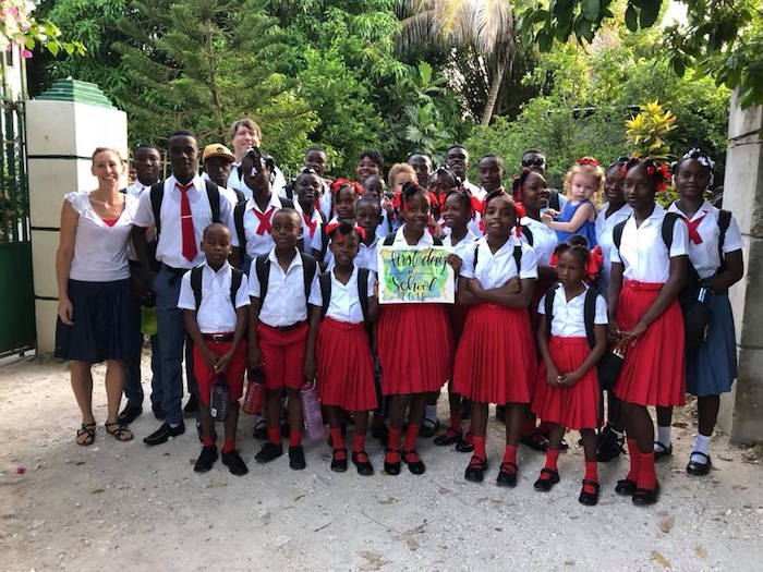 An Update on ATN, School, and Haiti
