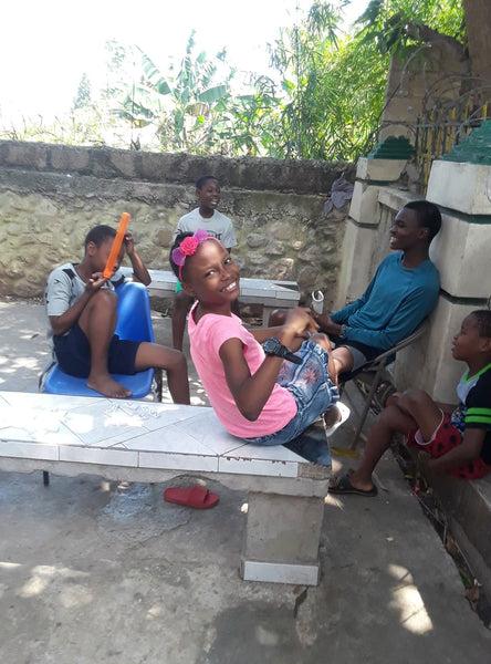 The Dark Side of Haitian Orphanages Part 3