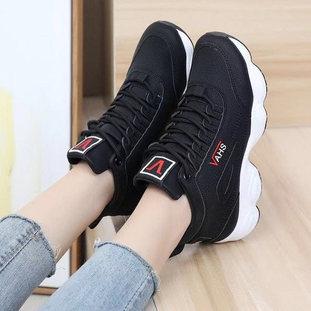 Casual Women's Winter Shoes Warm Comfortable Outdoor Sneaker Leisure Shoe