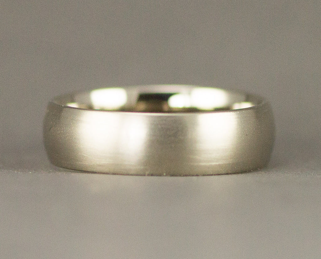 s recycled to pin us gold ready ring flat ship mens unisex yellow bands wide men brushed band size wedding