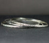 Set of 3 Sterling Bangles