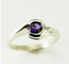 Sterling Gemstone Ring