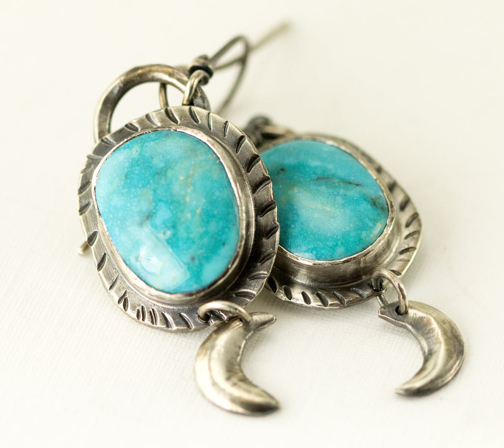 Nacozari Turquoise Earrings