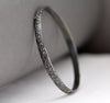 Sterling Stacking Bangle