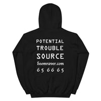 "Fifth Era Hoodie ""Potential Trouble Source"""