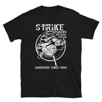 "Strike Records T-Shirt ""With Deadly Precision"""
