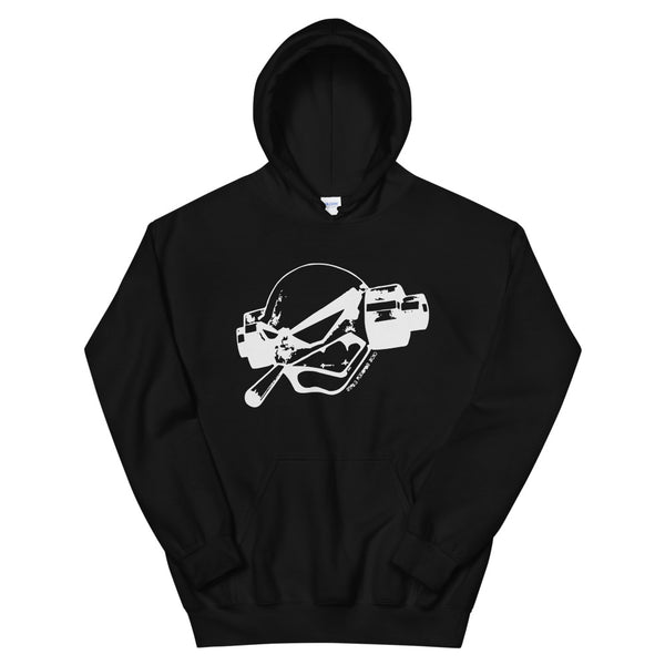 "Strike Records Hoodie ""This Music Ain't Your Fuckin' Industry!"""