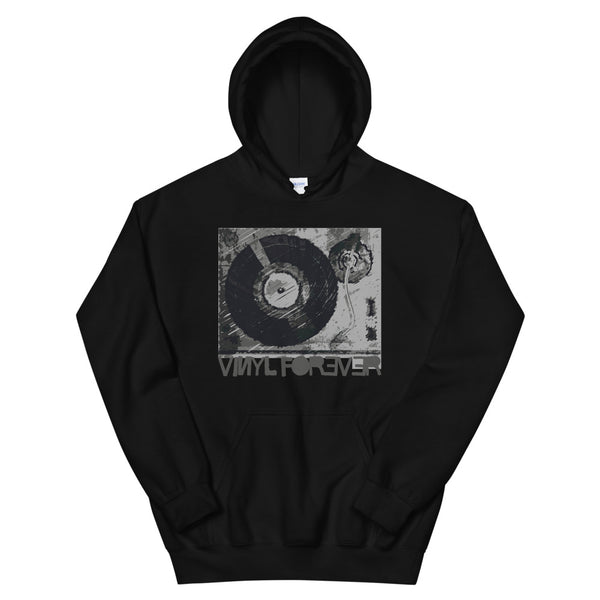Vinyl Forever Hoodie (6 colors available)