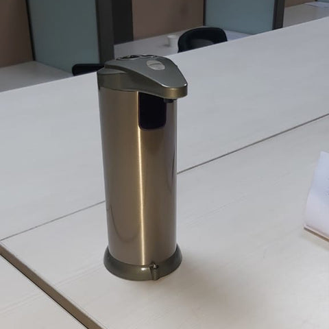 waterproof automatic soap dispenser