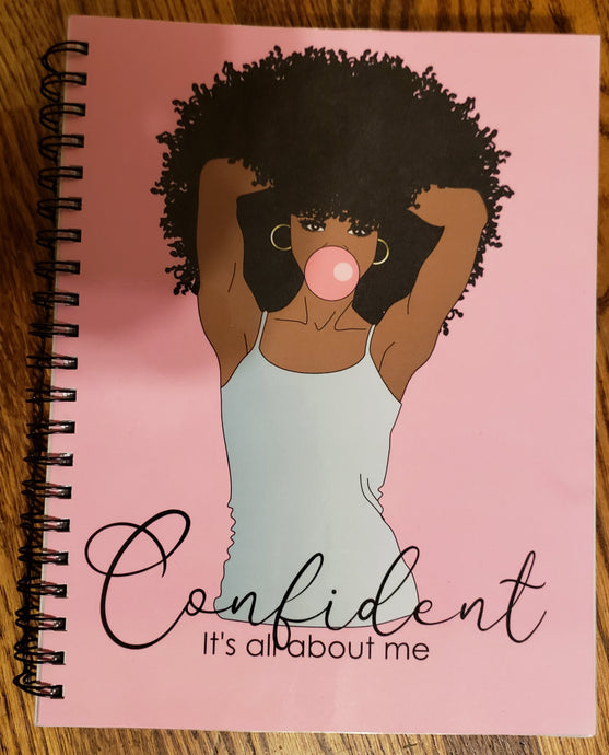 It's All About Me 90 day Self Care Journal