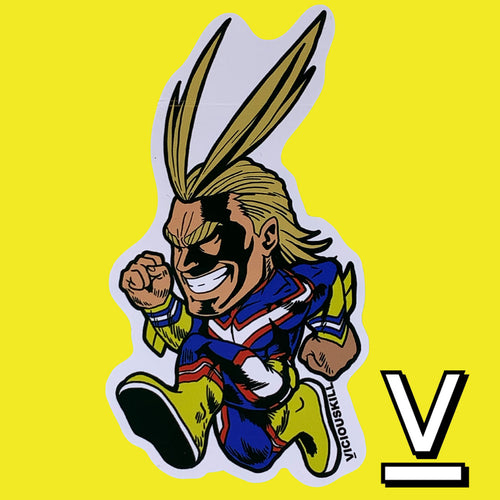 All Might (Modern)