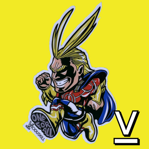 All Might (SilverAge)
