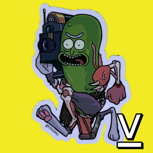 Pickle Ricker (Rick and Morty)
