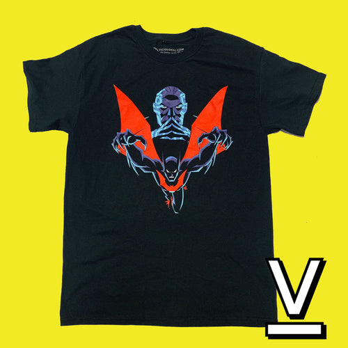 BATMAN BEYOND TEE COLLAB