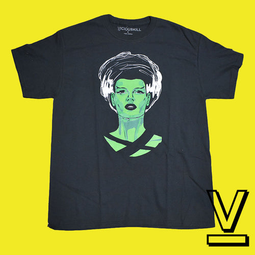 BRIDE OF FRANKENSTEIN TEE