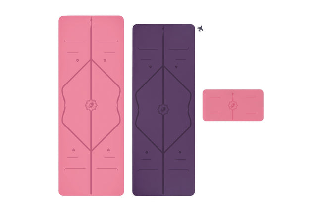 Liforme Yoga Mat, Travel and Pad Bundle image 6
