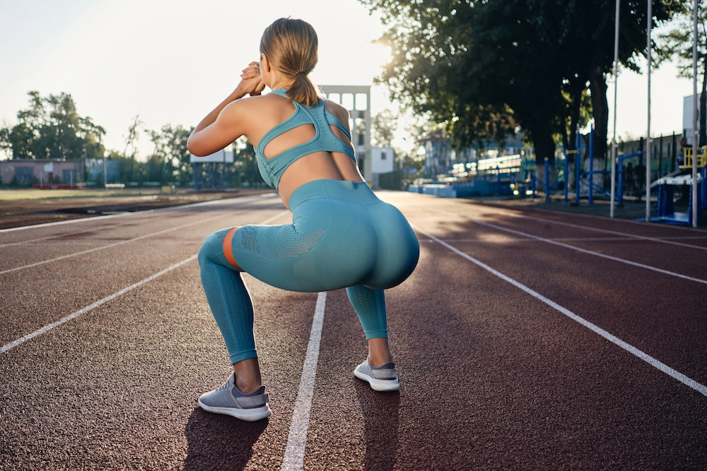total fitness can be improved by little steps
