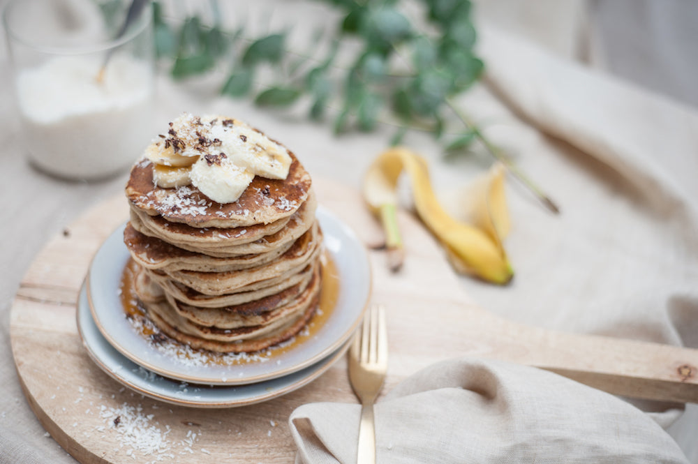 healthy gingerbread pancake recipe for weight loss