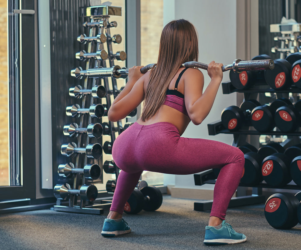weightlifting to build muscle and gain weight
