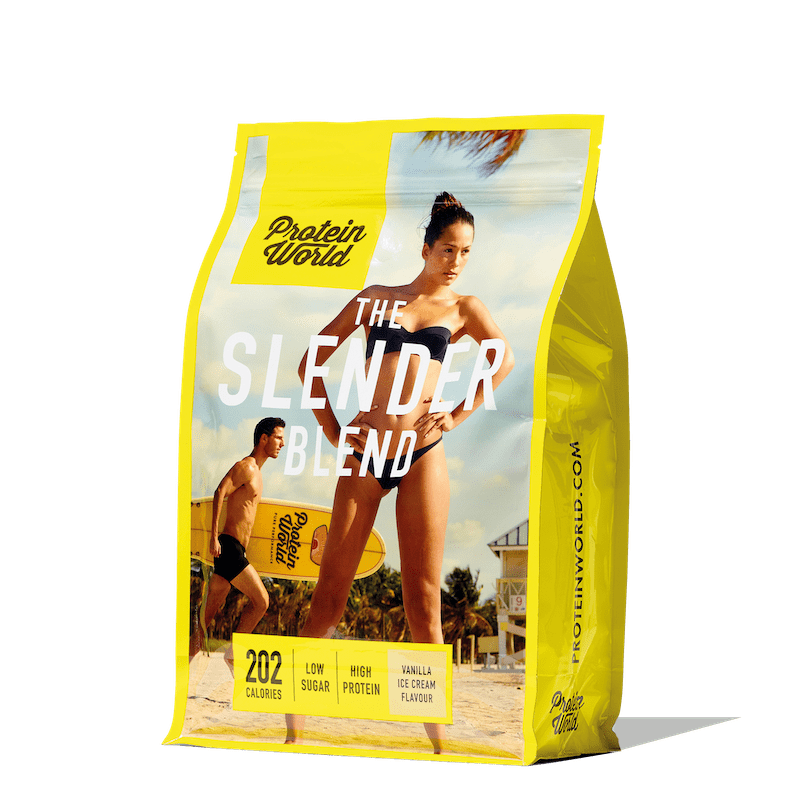 The Slender Blend Weight Loss Perfected