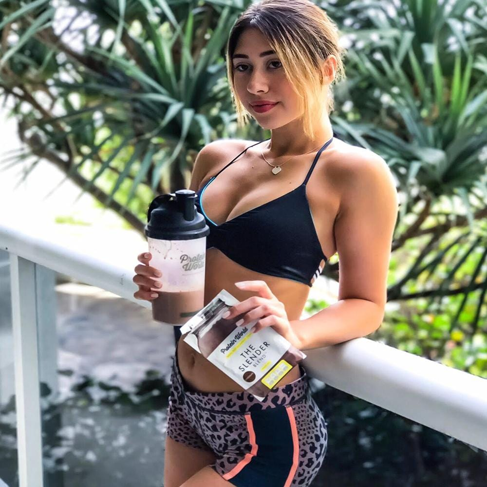 The Slender Blend™ Sachets - ProteinWorld.com