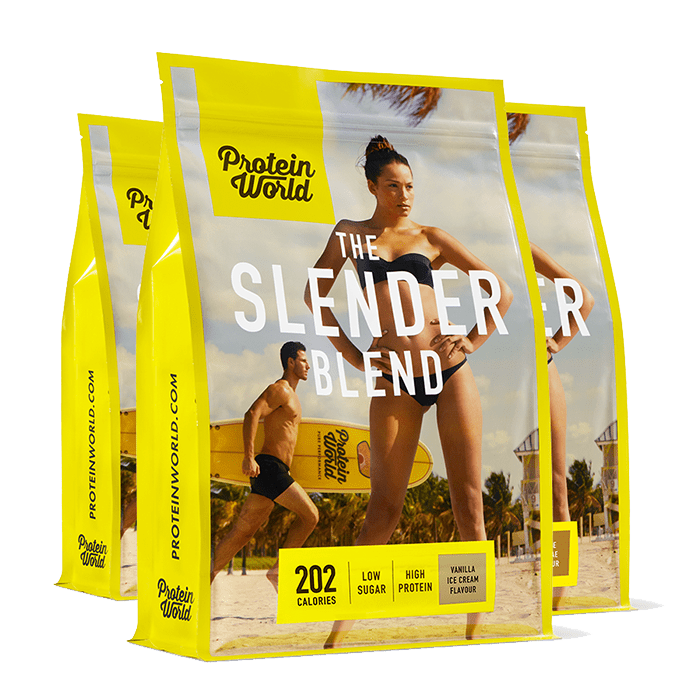 The Slender Blend - 30 Servings - Choice 1 - ProteinWorld.com