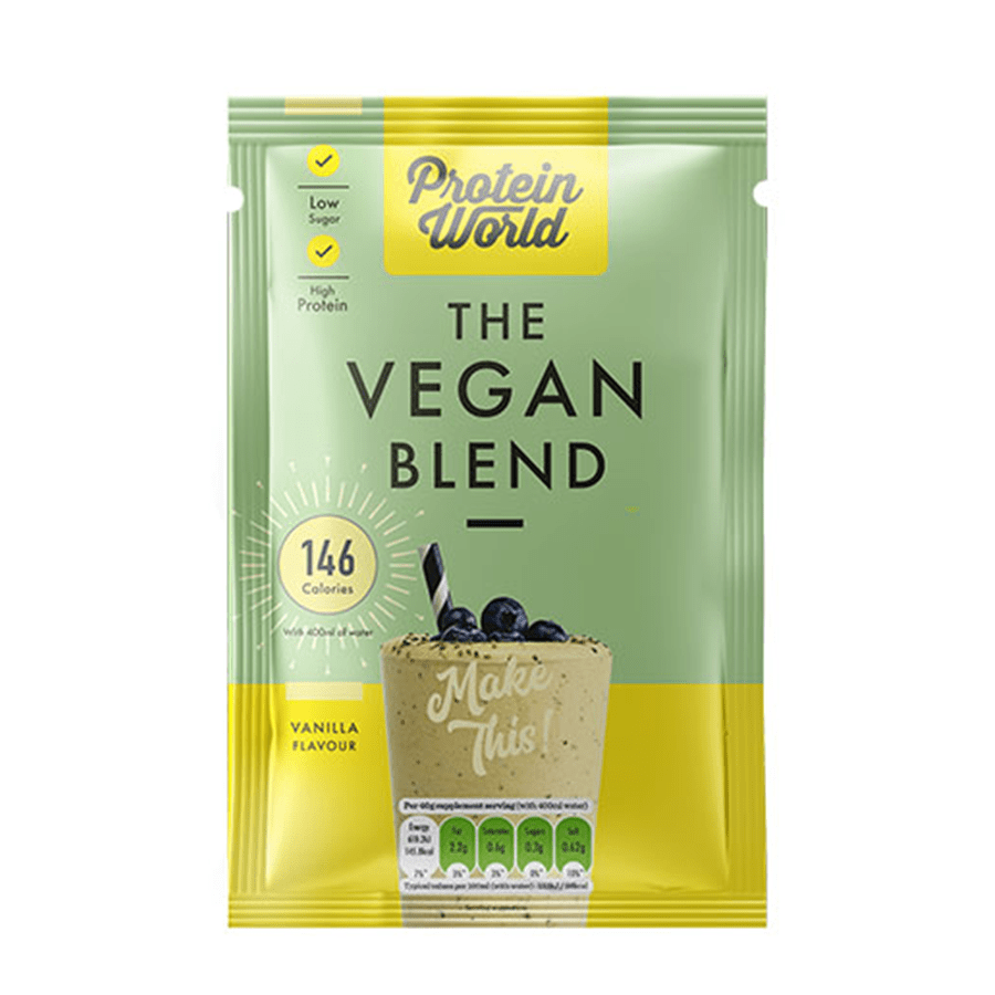 The Vegan Blend Sachets