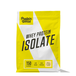 Whey Protein Isolate - ProteinWorld.com