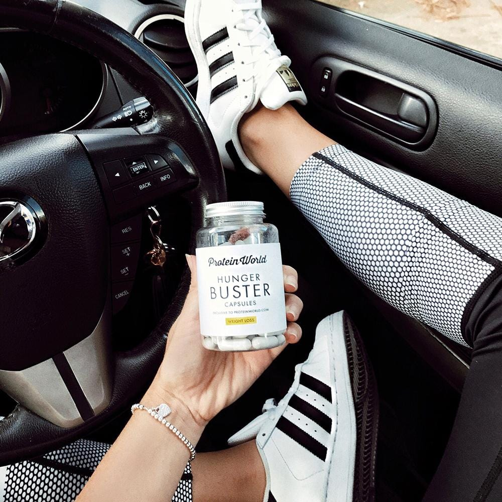 Hunger Buster Capsules - ProteinWorld.com
