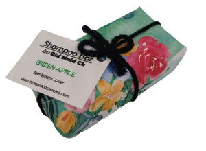 Green Apple Shampoo+Soap Bars