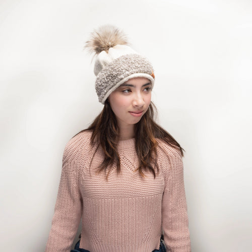 Sheepie Hat & Headband Kit