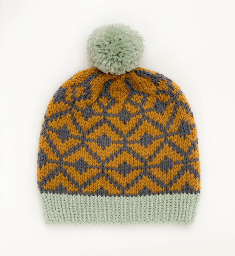 Greenville Hat by A. Opie Designs