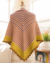 Load image into Gallery viewer, Gumdrop Shawl