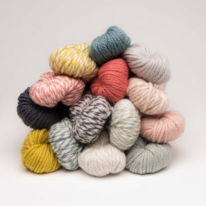 Wholesale Chibi Paka Chunky Yarn (10 skeins)