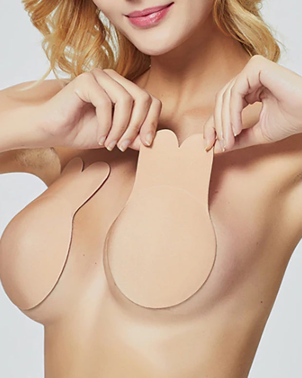 2PCS Reusable Cover Pasties Stickers Adhesive Breast Invisible Bra