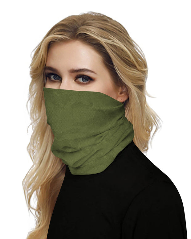 Breathable Face Bandana Magic Scarf Headwrap Balaclava