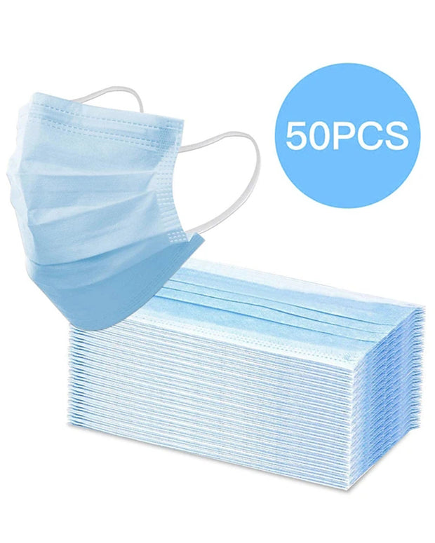 10/20/50pcs Outdoor Disposable Protective Mask