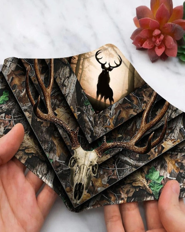 Animal Graphic Print Breathable Face Mask
