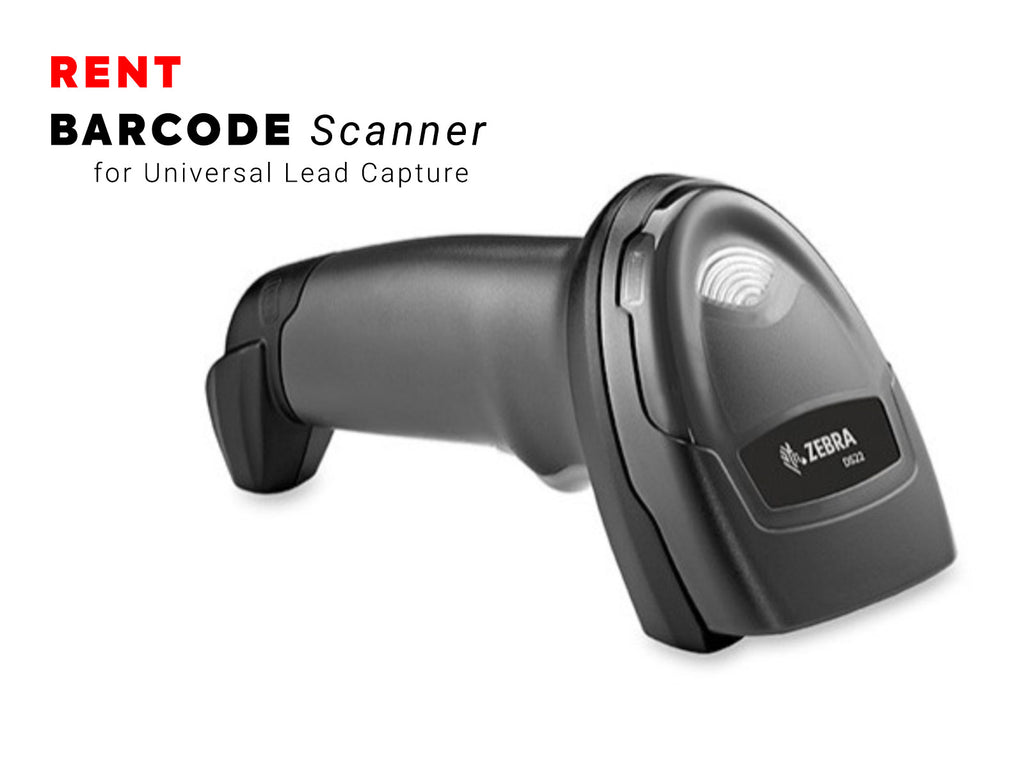 Barcode Scanner Rental - Captello Event in a Box