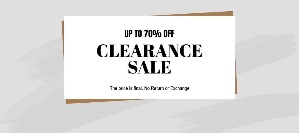 Christian Apparel Clearance Sale