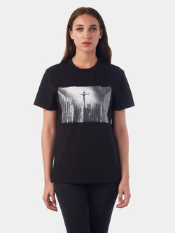 Crucifixion of Christ Jesus Cross T-Shirt